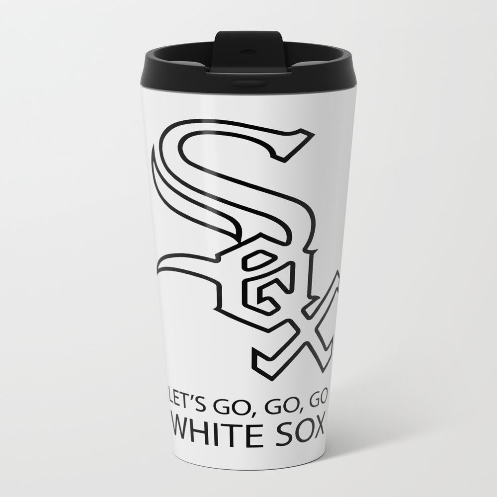 Let's Go White Sox Travel Mug TRM7722494