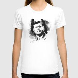 John F. Kennedy JFK T-shirt