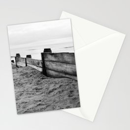 North Sea views Stationery Cards