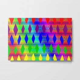 Colorcaching ... Metal Print