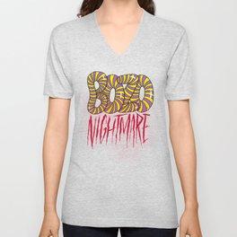 BOZO Nightmare Unisex V-Neck