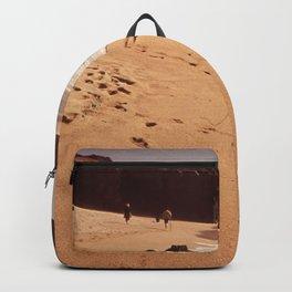 CALIFORNIA GARRAPATA BEACH NARA 543287 Backpack