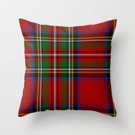 BRUCE Throw Pillow