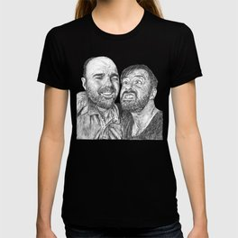 Karl Pilkington - Ricky Gervais, we need more of them! T-shirt