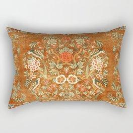 Tabriz Azerbaijan Northwest Persian Rug Print Rectangular Pillow