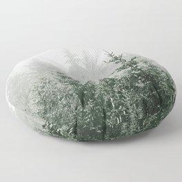 MOUNTAIN FOREST Floor Pillow
