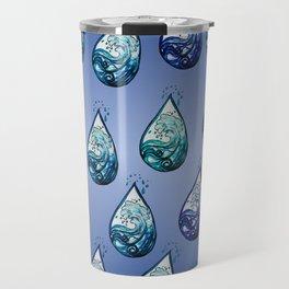 You are a drop of ocean Travel Mug