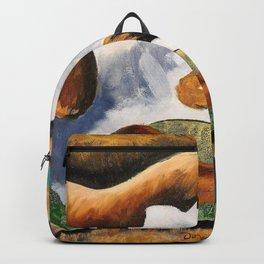 Arthur Garfield Dove - Goat - Digital Remastered Edition Backpack