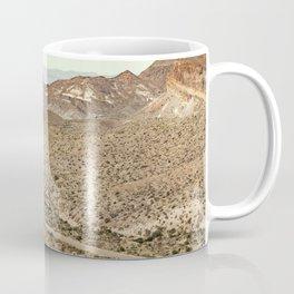 Big Bend National Park Autumn Landscape Sotol Vista Overlook Coffee Mug
