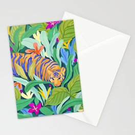 Colorful Jungle Stationery Cards