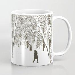 Winter walk Coffee Mug