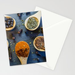 Herb and Spices. Stationery Cards