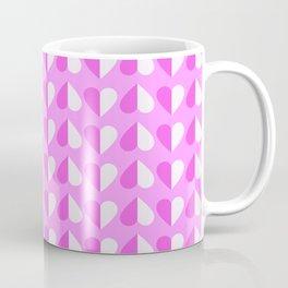 SPIRITUAL HEART - PURPLE Coffee Mug