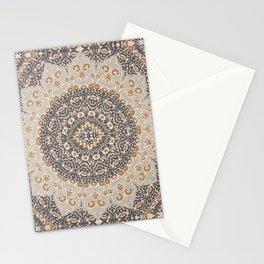 Bohemian Oriental Moroccan Mandala Style  Stationery Cards