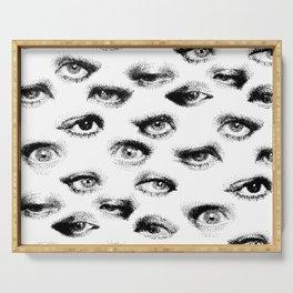 Eye Pattern 2020 Serving Tray
