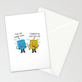 Sodium Chemistry | Student Chemist Laboratory Gift Stationery Cards