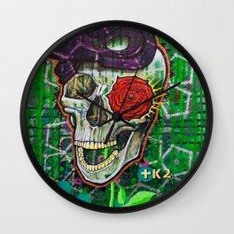 +K2_S6 Wall Clock