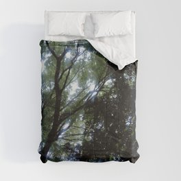 Nature and Greenery 20 canopy Comforters