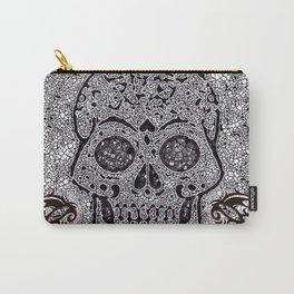 Mosaic Skull Tasche