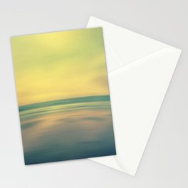 Soothing Sunset  Stationery Cards
