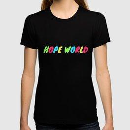 BTS J-HOPE HOPE WORLD T-shirt