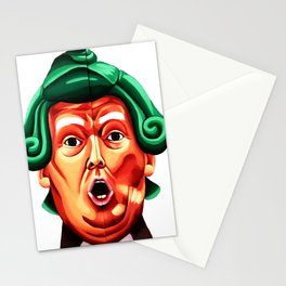 Oompa Loompa Trump Stationery Cards