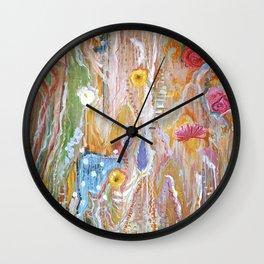 no. 31 (summertime) Wall Clock