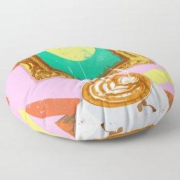 MOON COFFEE Floor Pillow