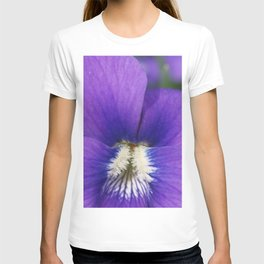 Violets Are Not Blue T-shirt