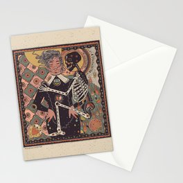 Santa Muerte-Inspired by Penny Dreadful: City of Angels Stationery Cards