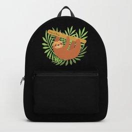 Sloth-y Days Backpack
