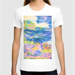 Henri Edmond Cross -Kap Layet - Digital Remastered Edition T-shirt