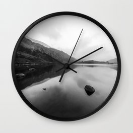 Llynnau Mymbyr Wall Clock