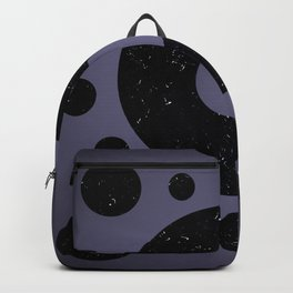 Space circles Backpack