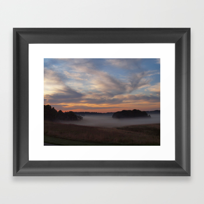 Play Misty For Me Framed Art Print by Edsmx5 FRM946930