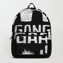 Gardener Gangster Backpack