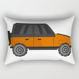 off road Rectangular Pillow