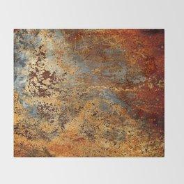 Beautiful Rust Decke