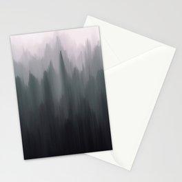 Morning Fog II Stationery Cards