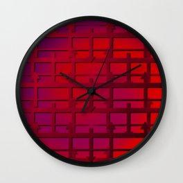 Wrought ironwork ... Wall Clock