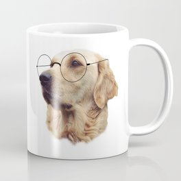 Nerd Doggo Coffee Mug