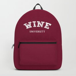 Wine University Backpack