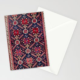 Hamadan West Persian Rug Print Stationery Cards