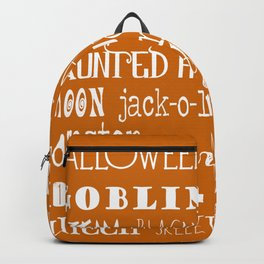 Halloween Celebration Backpack