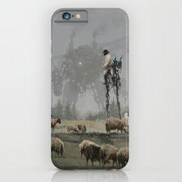 1920 - shepherd iPhone Case