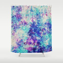 Fußabdruck Shower Curtain