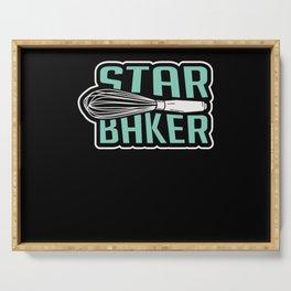 Star Baker - Gift Serving Tray