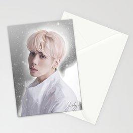 SHINee Jonghyun Stationery Cards