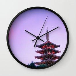 Tokyo 27 Wall Clock