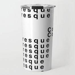 Couturesque Logo - Multi Travel Mug